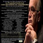 Propiedad Intelectual: unas jornadas en homenaje a Antequera Parilli