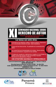 XI Seminario sobre derecho de autor